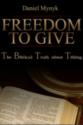 Freedom to Give book